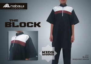 ikhwan-store-gamis-the-block-anak-black