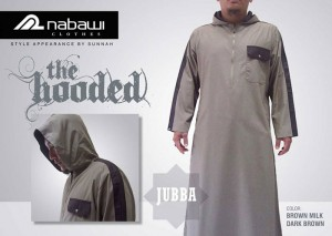 ikhwan store-jubah-the-hooded-coklat
